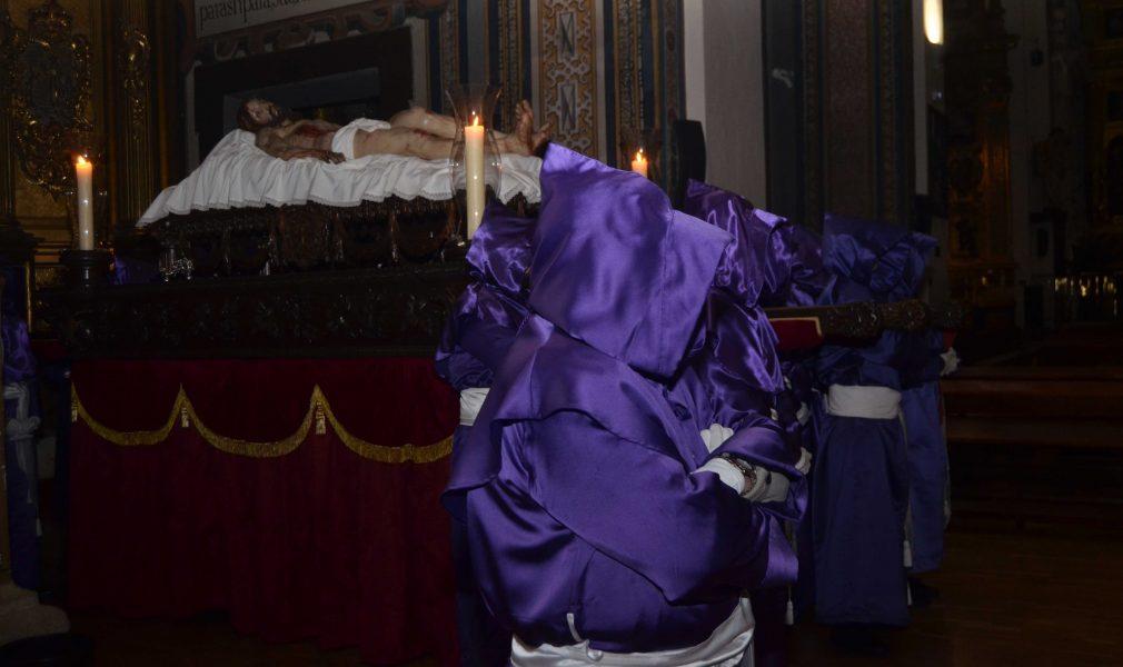 Procesión de Cristo al Humilladero 1