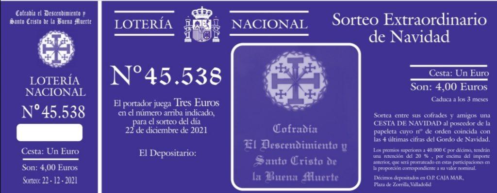 Lotería 2021